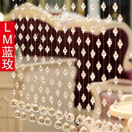客厅水晶门帘-阜阳水晶门帘-晶鹏水晶—品种齐全
