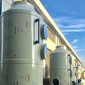 【环保废气处理设备技术】发电厂烟气除硫国内