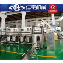 新型桶装水灌装机 桶装水设备 大桶水灌装机 5加仑灌装机