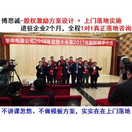 深圳怎样进行公司股权架构设计-股权激励方案设计1对1顾问公司