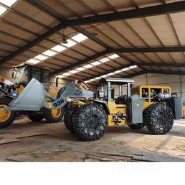 真正厂家直销矿井装载机专注设计与研发小铲车中首重工
