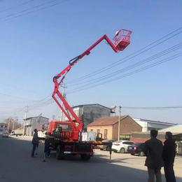 曲臂升降机 江苏省高空作业平台报价 自行升降作业车现货