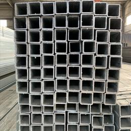 江西镀锌方管-矩形管价格