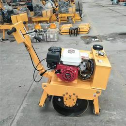 宁阳自行式小型压路机厂家 无****变速双钢轮压路机价格
