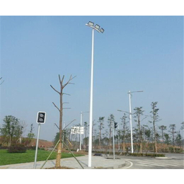 安徽普烁光电(图)-太阳能路灯生产厂家-合肥太阳能路灯