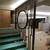 新中式艺术装饰不锈钢屏风隔断家庭酒店定制玫瑰金不锈钢花格屏风缩略图2