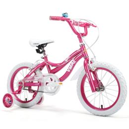 儿童自行车12-20寸男女童车小孩宝宝单车3-10岁脚踏车