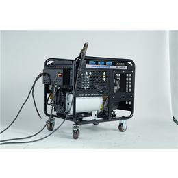 維修400A靜音柴油發電電焊機