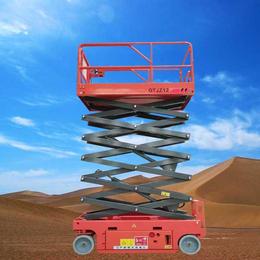 全自行升降机 全自行升降车 液压升降平台 举升机 缩略图