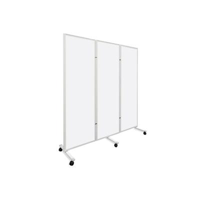 铝合金折叠双面树脂烤漆白板