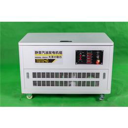 大泽动力40kw静音汽油发电机