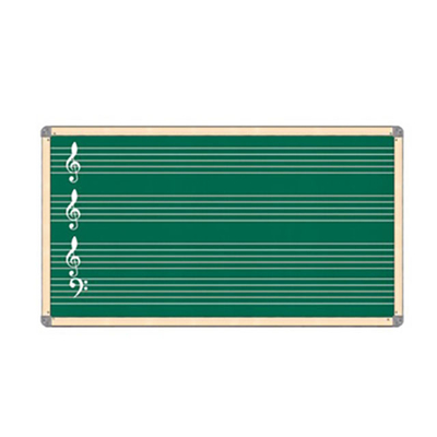 铝合金五线谱黑板