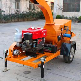 黔西南树枝粉碎机-诚金来机械-拖拉机果树枝粉碎机