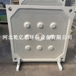 防渗漏滤板 厢式压滤机滤板增强聚丙烯滤板
