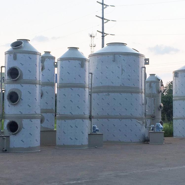 湿式喷淋洗涤塔