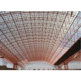 网架屋面 网架施工 钢结构厂