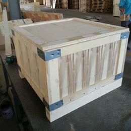 山东青岛黄岛胶合板木箱厂家定做 性能良好价格便宜胶合板木箱