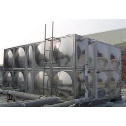 高楼不锈钢保温生活水箱缩略图