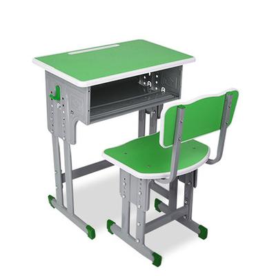 中小学双柱外升降课桌椅