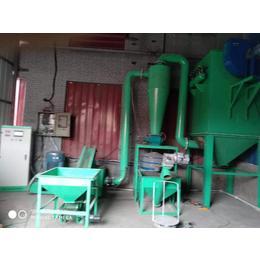 福建大小管pvc磨粉机高效节能环保磨粉细