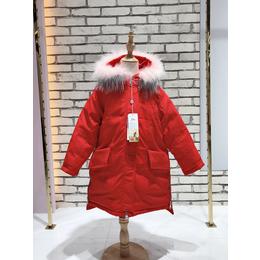 当季新款羽绒服 品牌童装折扣批发 品牌童装拿货渠道一手货源