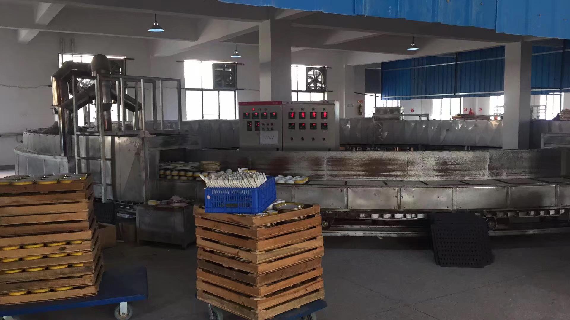 景盛瓷业厂房