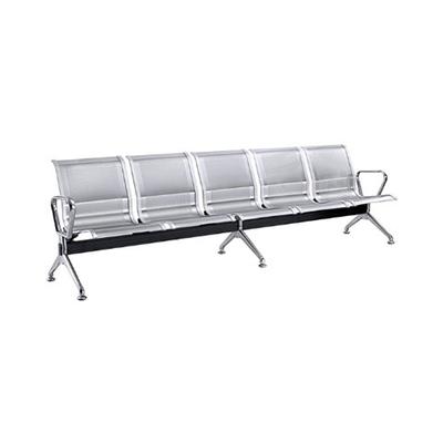五人电镀镀铬冷轧钢板连排椅
