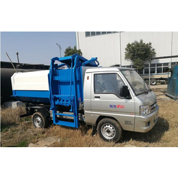 养殖场牲畜粪污粪便运输车 5吨6吨牲畜粪便清理车报价