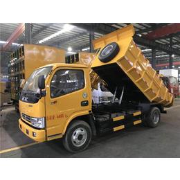 厂家供应12吨罐式污泥运输车-12立方密闭罐式污泥转运车价格