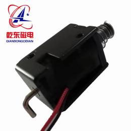 汽车灯电磁铁小型框架式12V直流电磁铁厂家直销