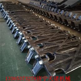 厂家专利新品 铲车防滑保护链条 批发到天诺平安国际乐园