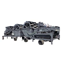 新型四槽风火轮-金淼机械洗沙机型号-新型四槽风火轮价格