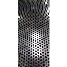 厂家直销不锈钢冲孔网板批发零售各种规格圆孔爬架网缩略图