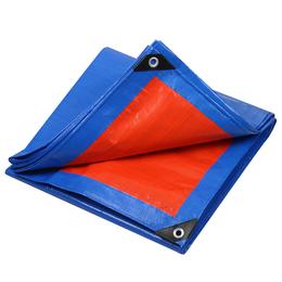 红蓝双色pvc篷布