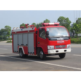 安庆市厂家直销东风蓝牌小型水罐消防车