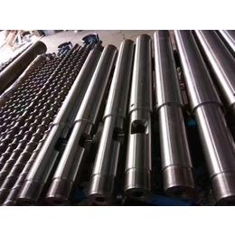 深圳注塑机配件螺杆 双金属机筒螺杆螺杆电镀 抛光 氮化处理
