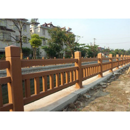 仿竹仿木护栏厂家-海北仿木护栏-泰安压哲护栏