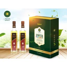 晶森批量供应l国内食用亚麻籽油l纯天然冷榨l高端食用植物油