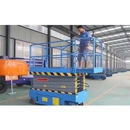 佰旺牌自行式升降机厂家长期租售东莞全自行式升降机