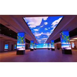 室内单色led显示屏-led显示屏-强彩光电「质量过硬」缩略图