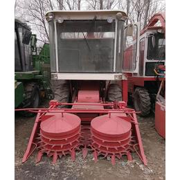 大型玉米收割机-收割机-丰沃机械现货出售(图)