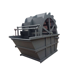 金淼机械洗沙机定制-山西四槽风火轮洗沙机