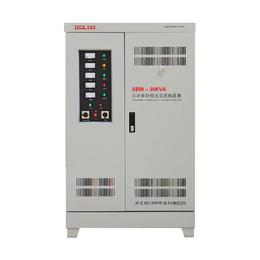 供应北京德力西稳压器SBW-100KVA代理商价格现货包邮