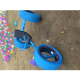 轮胎工艺品创新桌椅网凳兵工造型轮胎工艺品创新户外拓展装饰