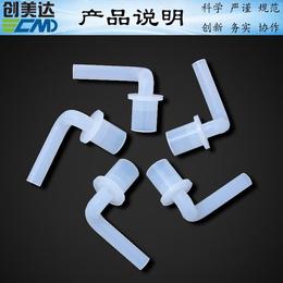 山东省电烤箱密封硅胶排水管精湛工艺阳江加工定做硅胶零件成本低
