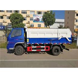 一辆拉10吨的污泥收集车  污泥清运车  污泥运输车的价格