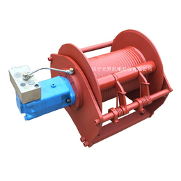 山东起重液压绞拖拉机改装拉木头液压绞车生产厂家 质保一年