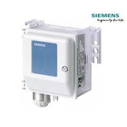 西门子房间微压差传感器QBM3020-1U静压传感器