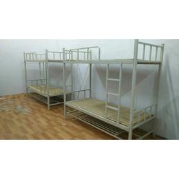 河南学生员工宿舍床 新乡简约现代单人铁艺床