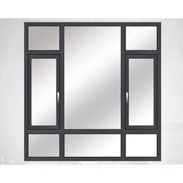 热销供应50系列平开窗铝合金窗户缩略图
